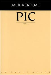 Cover of: Pic
