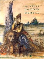 Cover of: Le Musée Gustave Moreau