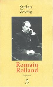 Cover of: Romain Rolland