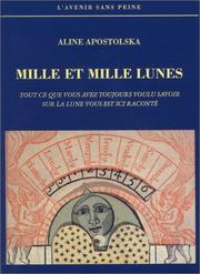 Cover of: Mille et mille lunes