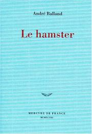 Cover of: Le hamster