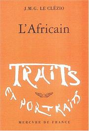 Cover of: L' Africain