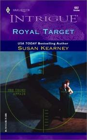 Cover of: Royal Target  (The Crown Affair) | Susan Kearney