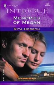 Cover of: Memories of Megan  (Nighthawk Island)
