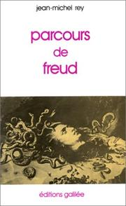 Cover of: Parcours de Freud