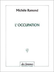 Cover of: L' occupation
