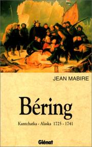 Cover of: Béring