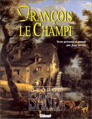 Cover of: François le Champi