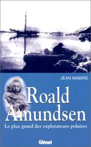 Cover of: Roald Amundsen