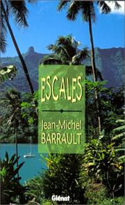 Cover of: Escales
