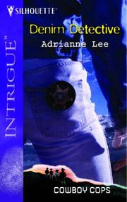 Cover of: Denim Detective | Adrianne Lee
