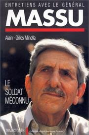 Cover of: Le soldat méconnu