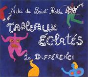 Cover of: Tableaux Eclates La Difference
