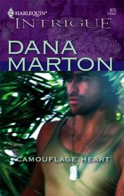 Cover of: Camouflage heart | Dana Marton