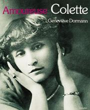 Cover of: Amoureuse Colette