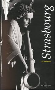 Cover of: Strasbourg