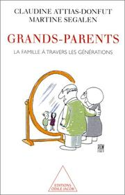 Cover of: Grands-parents