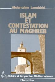 Cover of: Islam et contestation au Maghreb