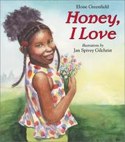 Cover of: Honey, I love: and other love poems