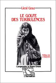 Cover of: Le golfe des turbulences