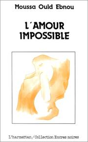 Cover of: L' amour impossible