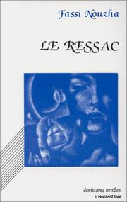 Cover of: Le ressac