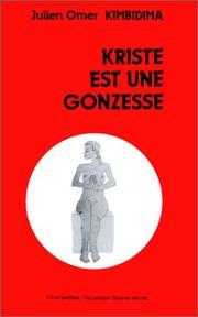 Cover of: Kriste est une gonzesse