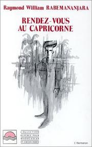 Cover of: Rendez-vous au Capricorne