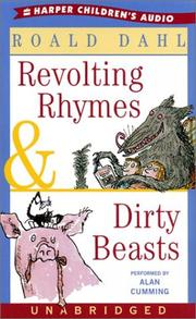Cover of: Revolting Rhymes and Dirty Beasts