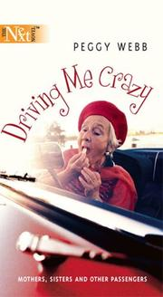 Cover of: Driving Me Crazy (Next Tall)