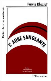 Cover of: L' aube sanglante
