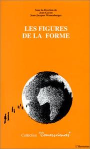Cover of: Les Figures de la forme
