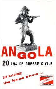 Cover of: Angola, 20 ans de guerre civile