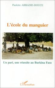 Cover of: L' école du manguier
