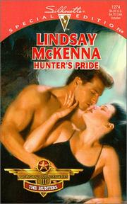 Hunters Pride (Morgans Mercenaries:The Hunter) (Silhouette Special Edition, 1274) (Silhouette Special Edition, 1274)