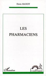 Cover of: Les pharmaciens