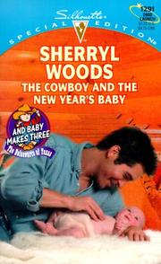 Cover of: The Cowboy and the New Year's Baby