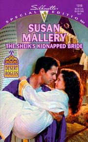Cover of: The Sheik's Kidnapped Bride (Desert Rogues, No. 1)