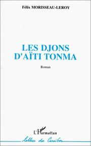 Cover of: Les djons d'Aïti Tonma