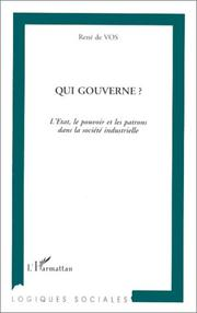 Cover of: Qui gouverne?