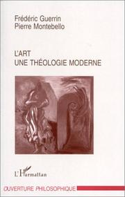 Cover of: L' art