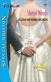 Cover of: A Love Beyond Words