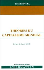 Cover of: Théories du capitalisme mondial