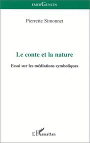 Cover of: Le conte et la nature