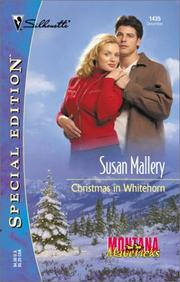 Cover of: Christmas In Whitehorn (Montana Mavericks)