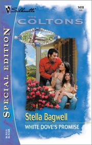 Cover of: White Dove's Promise  (The Coltons) (Silhouette Special Edition) | Stella Bagwell