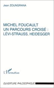 Cover of: Michel Foucault
