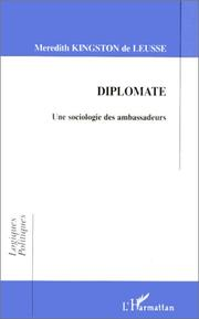 Cover of: Diplomate