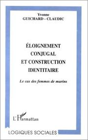 Cover of: Eloignement conjugal et construction identitaire