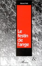 Cover of: Le festin de l'ange